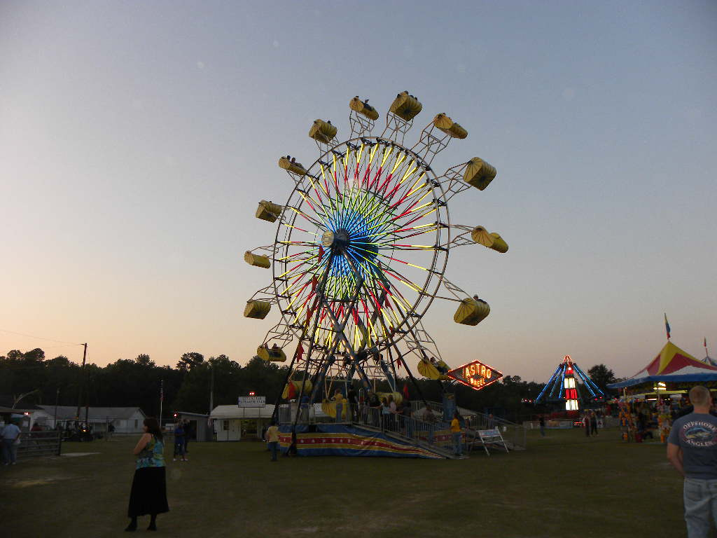 2015 Fair Dates are October 19 – 24, 2015