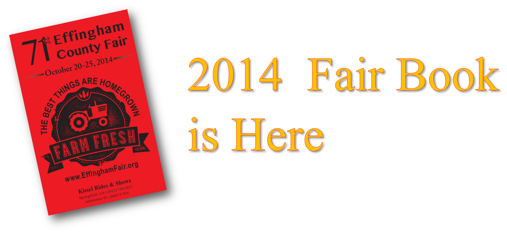 You are currently viewing The 2014 Book is Ready